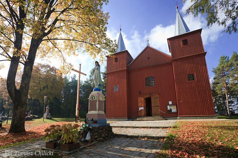 Kościół w Jaminach