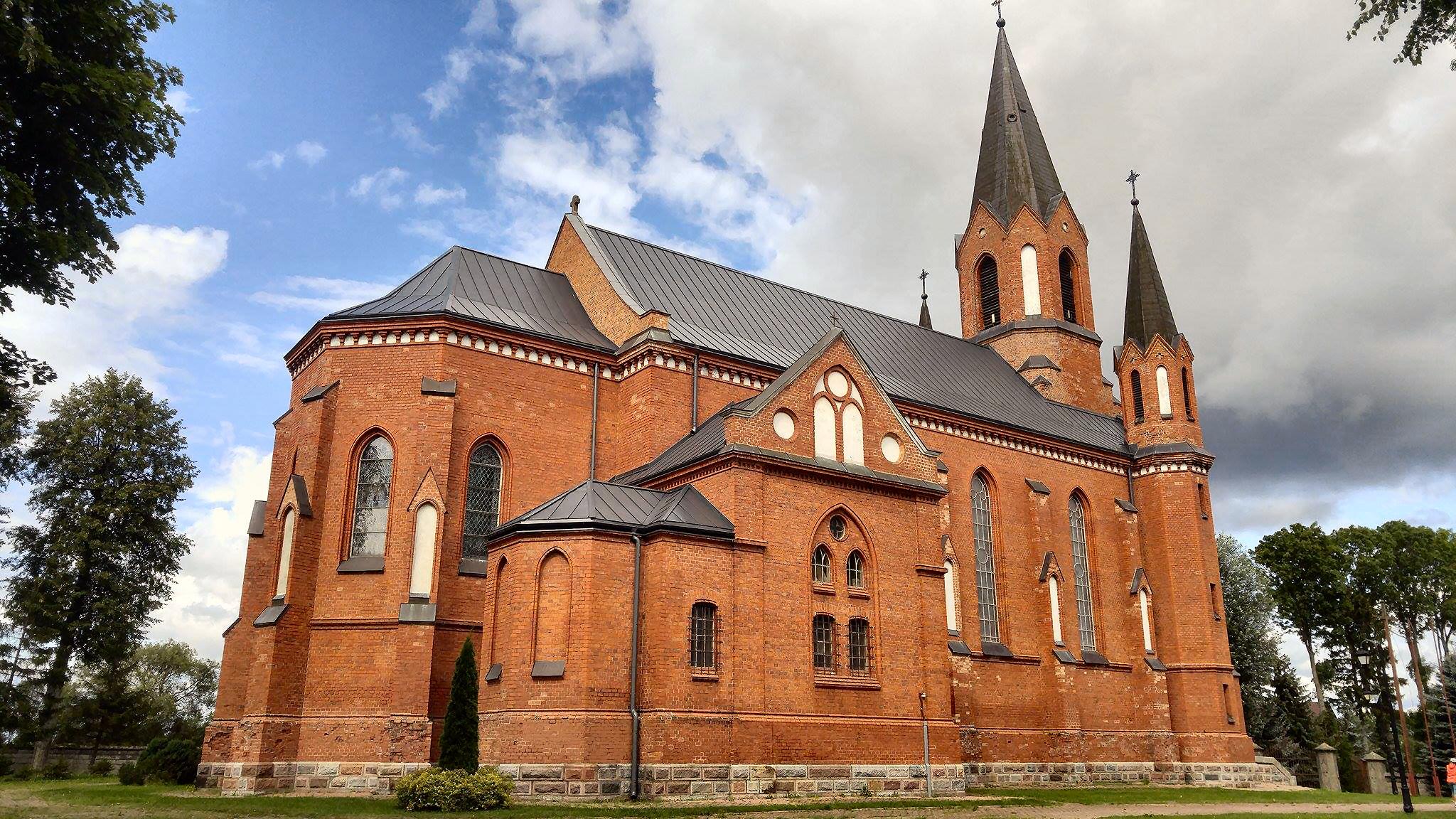 Kościół w Janówce