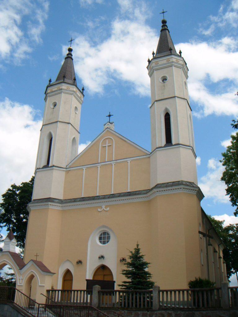 Z historii kościoła w Bargłowie