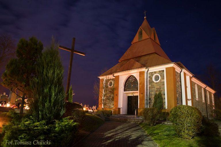 Kościół p.w. św. Rocha w Krasnymborze – z dziejów świątyni i parafii