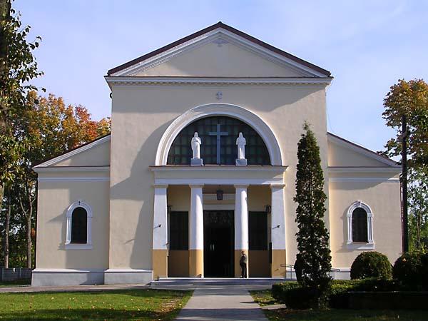 Kościół w Raczkach