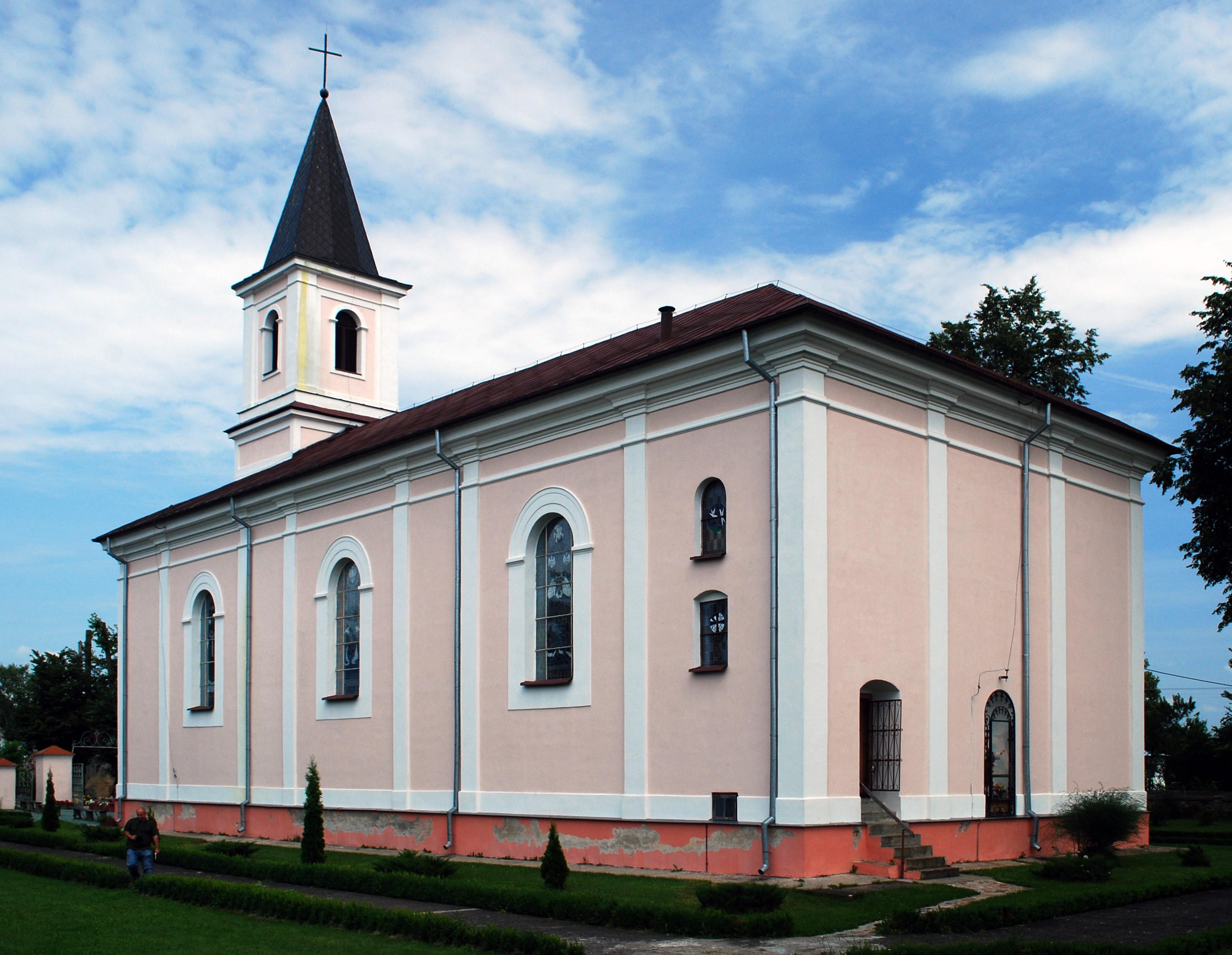 Kościół w Krasnopolu