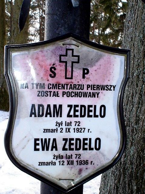 Bargłowskie cmentarze parafialne