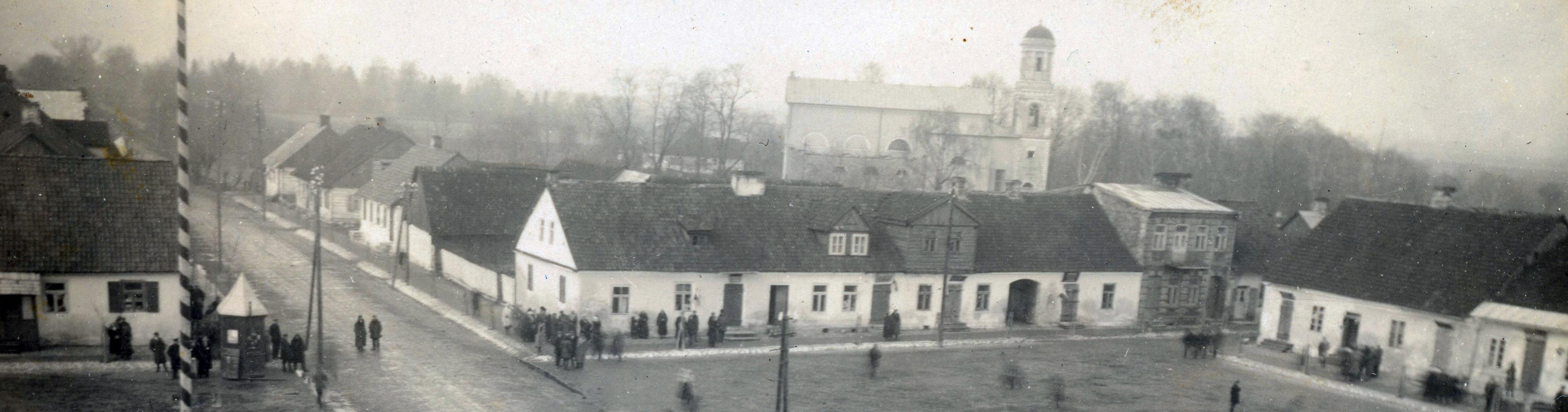 Podmioty działalności handlowej w Raczkach w latach 1920-1936