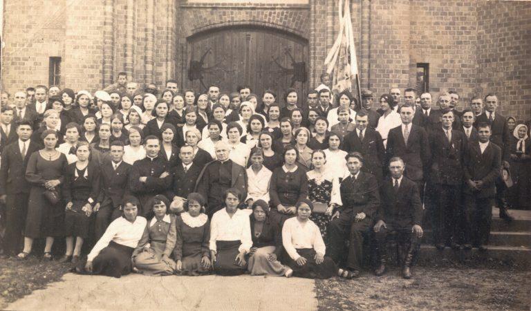 Historia duszpasterstwa katolickiego w parafii Matki Bożej Anielskiej w Lipsku nad Biebrzą w latach 1914-1997