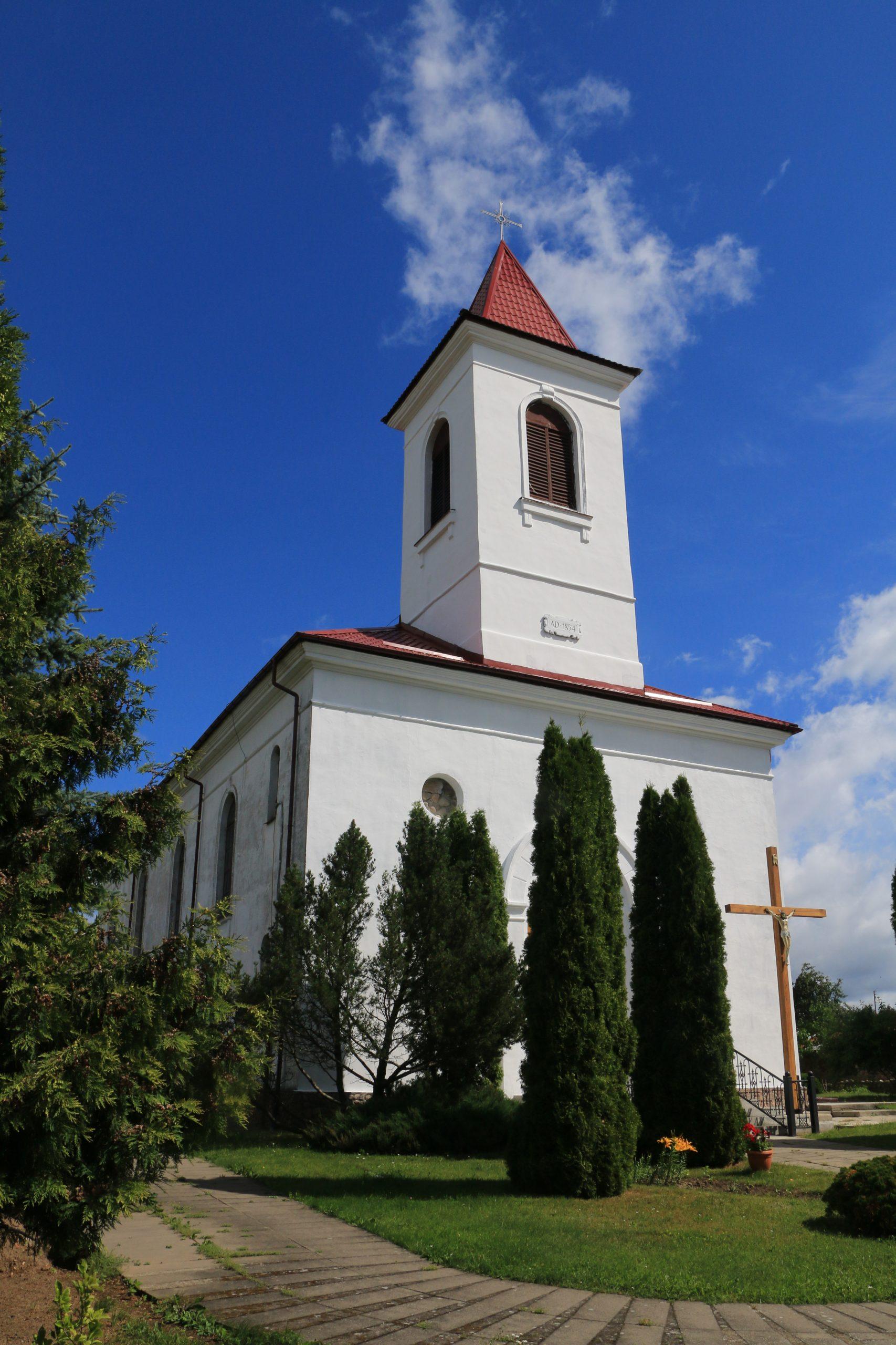 Kościół w Adamowiczach