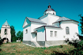 Kościół w Podłabieniach