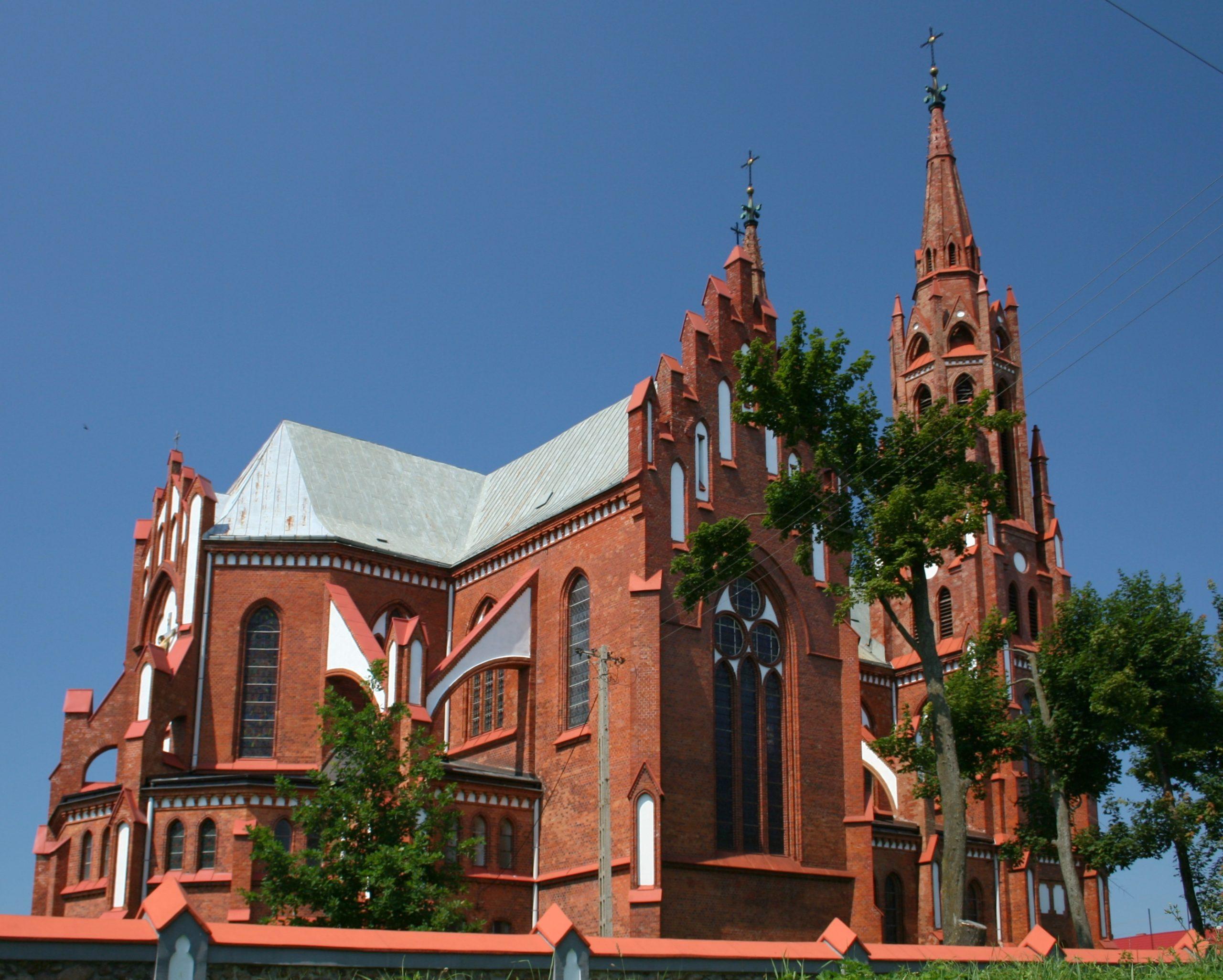Kościół w Lipsku