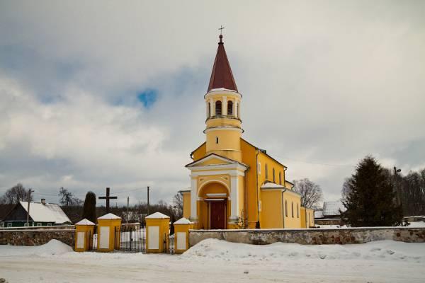 Kościół w Perstuniu