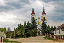 Kościół w Sopoćkiniach