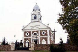Kościół w Sylwanowcach