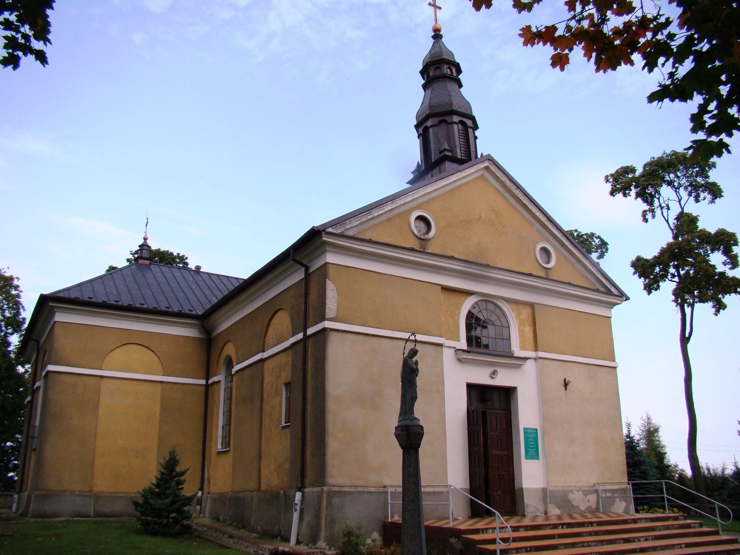Kościół w Wiżajnach