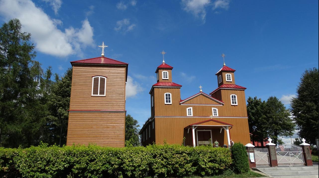 Kościół w Podżylinach