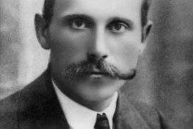 Aleksander Putra w roku 1919.