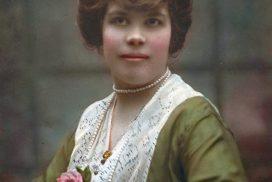 Helena Arciszewska-McKinney. Portret