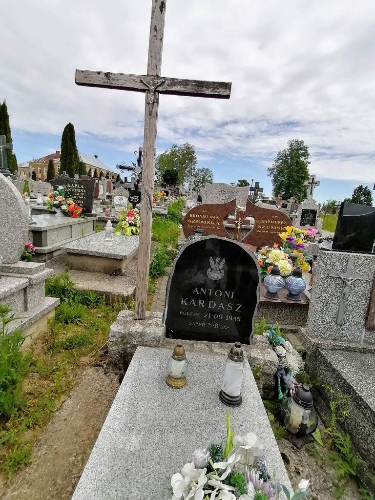 Cmentarz w Rydzewie