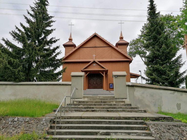 Kościół w Rydzewie