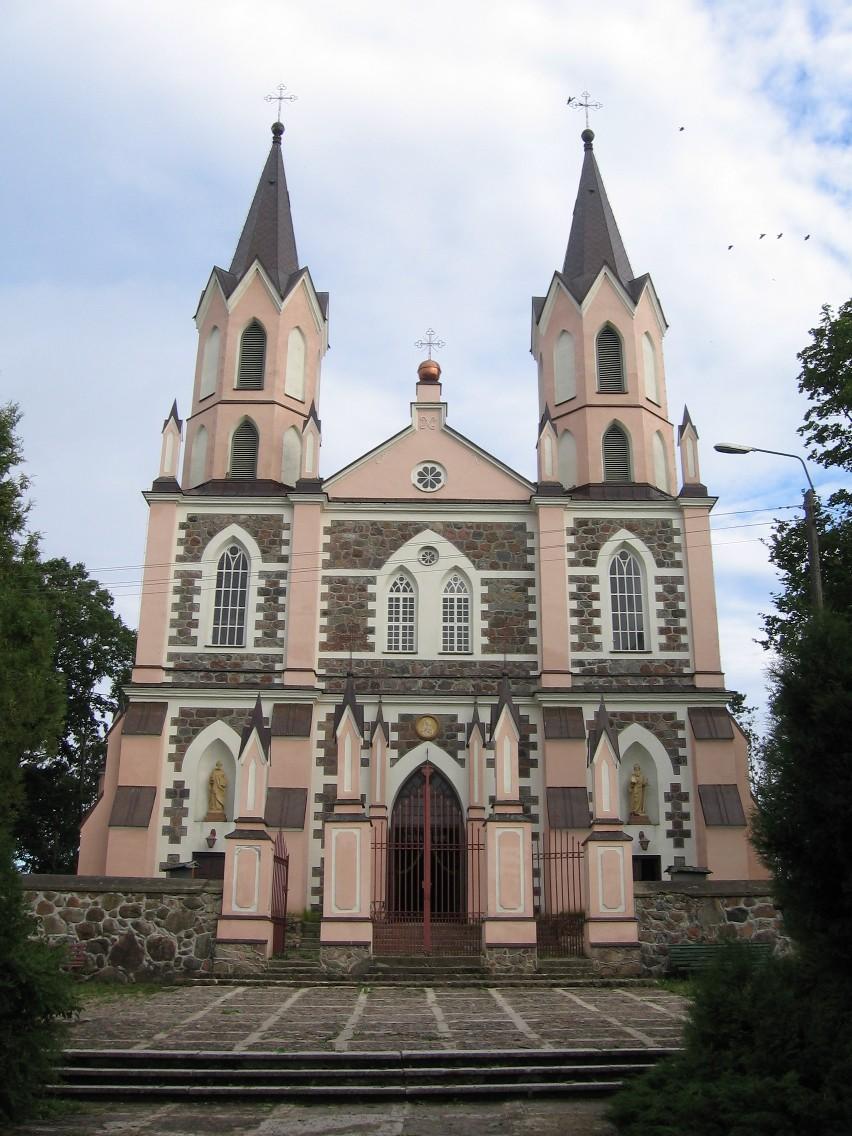 Kościół w Puńsku