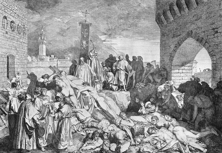 Rejestr ludzi powietrzem wymarłych we wsi Tajnie z 1711 roku