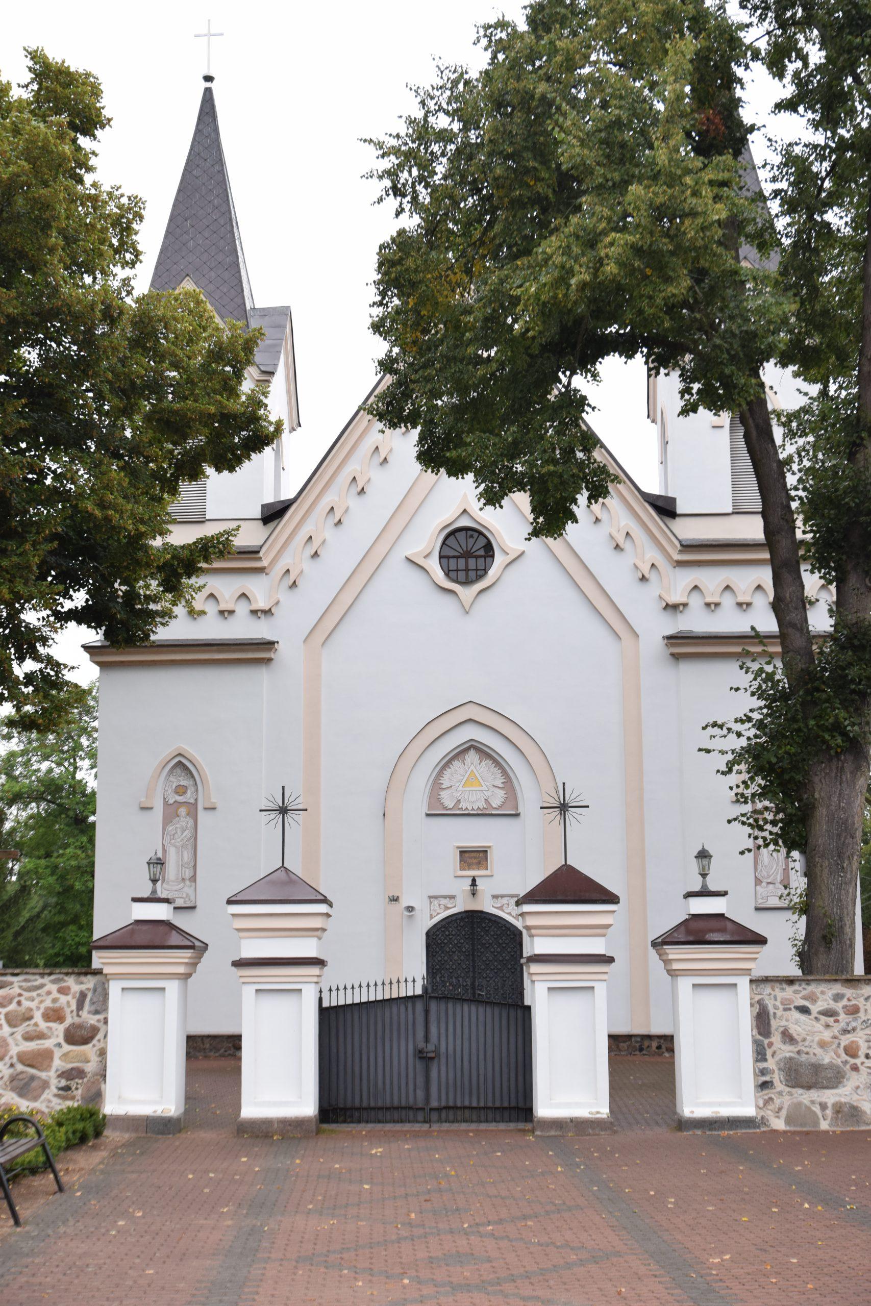 Kościół w Kuźnicy