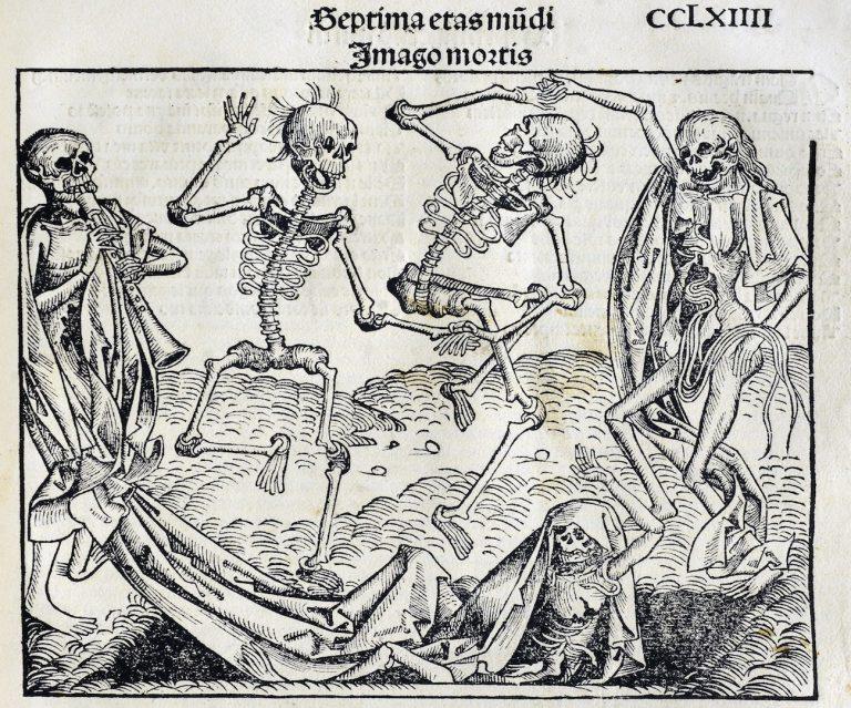 Epidemia dżumy w dobrach Raczki w latach 1710-1711