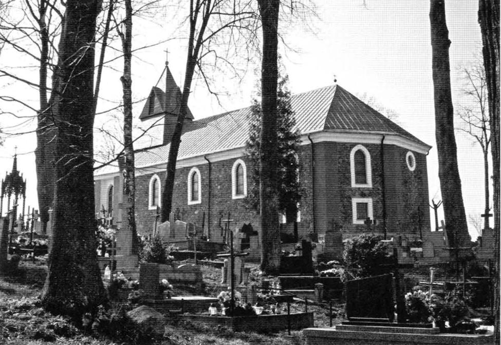 4. Kościół pw. św. Rocha w Krasnymborze. (W zbiorach ROBiDZ Białystok).