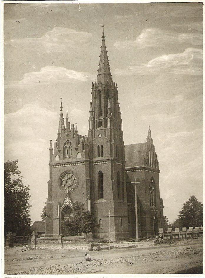 Kościół parafialny p.w. św. Jakuba Apostoła w Sztabinie