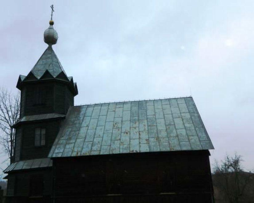 Molenna pw. św. Mikołaja z 1912 r. w Wodziłkach. Fot. Józefa Drozdowska