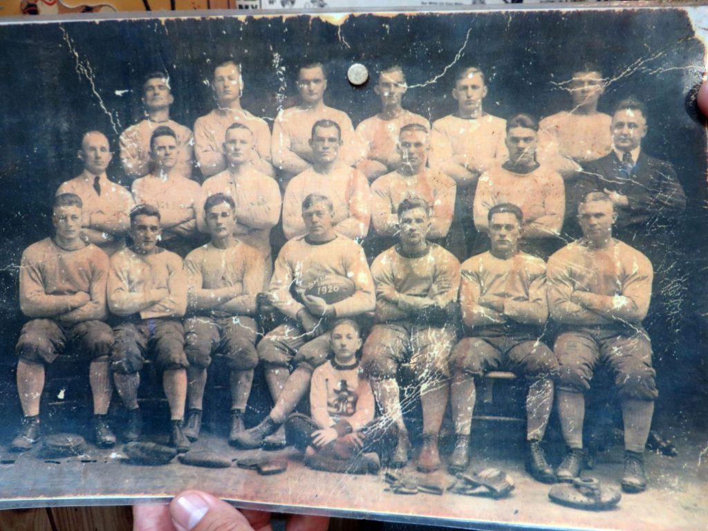 Sportowcy z Shenandoah