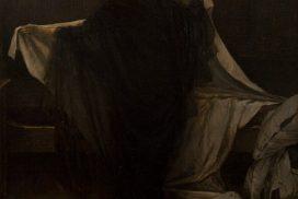 Piotr Stachiewicz - Śmierć - Ukojenie, 1883-1885, Muzeum Narodowe w Krakowie.