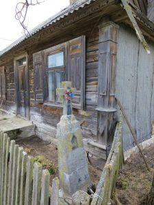 Jagłowo. Dom rodziny Wojtkielewicz