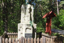 Kapliczka w Łubiance