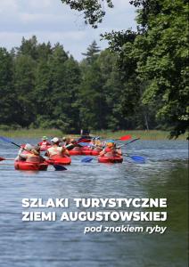 Szlaki turystyczne Ziemi Augustowskiej
