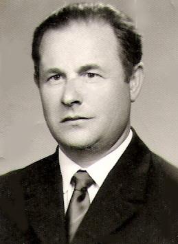 Ludwik Bykowski w 1968 r.