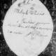 Najstarsze śluby z Bargłowa