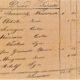 Bargłów - spis parafian z 1828 roku